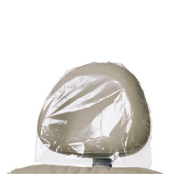 #4 HEADRESTS & X-RAY HEADS DISPOSABLE SHIELD/ 8BOXS / CTN 250PCS / BOX