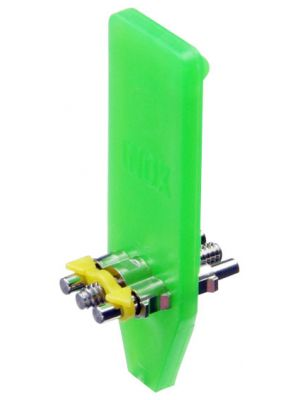 MEDIUM GREEN SCREW 11MM-10PC/PK