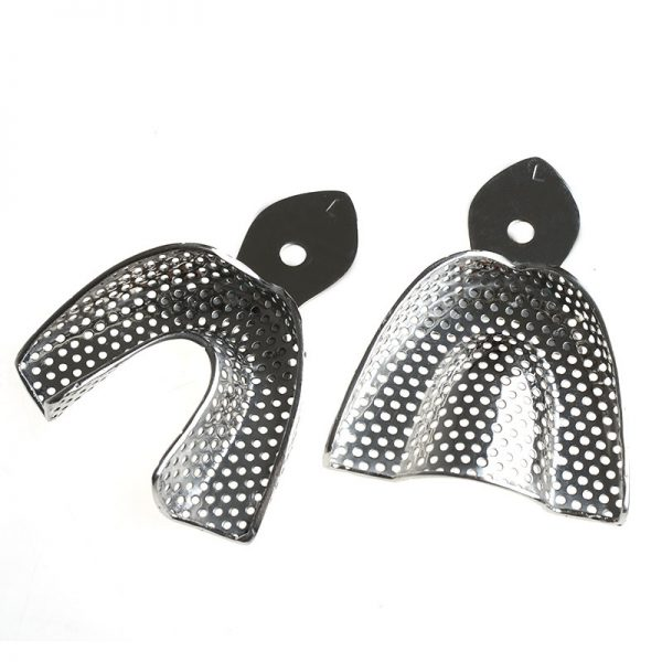 IMPRESSION STAINLESS STEEL ( 1 SET ) SMALL