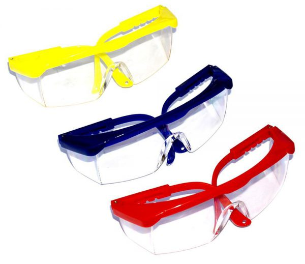 PROTECTIVE GLASSES-(BLUE)