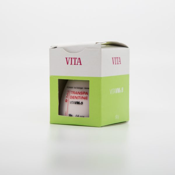 VITA VM 9 TRANSPA DENTINE 50g – 0M2