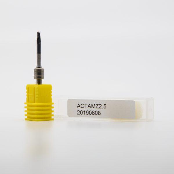 MILLING BURS – ACTAM Z 2.5