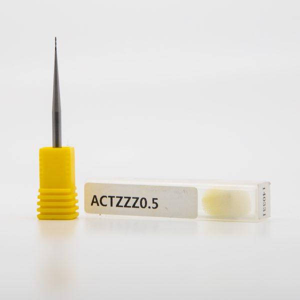 MILLING BURS – ACT ZZZ 0.5