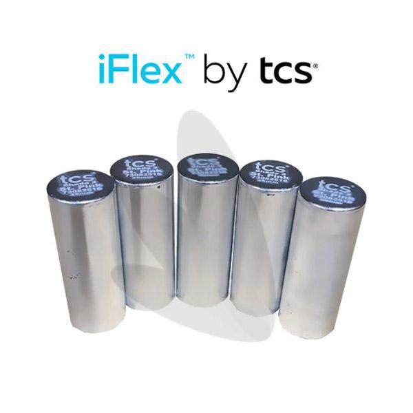 iFlex by TCS Medium 25mm / Shade (3) Light-Dark Pink